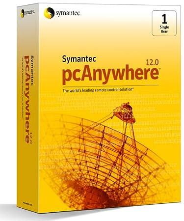 Symantec pcAnywhere Host - version 12.0