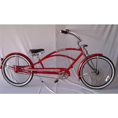Mustang GTS Beach Cruiser Bike