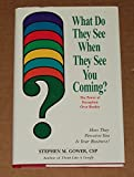 img - for What Do They See When They See You Coming?: The Power of Perception over Reality book / textbook / text book
