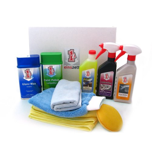 einszett 040000 Exterior Car Care Kit