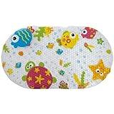 NOVICZ Anti Slip Shower mat Bathroom mat Bath mat Antimicrobial Non Slip Shower Bathroom Floor Mat