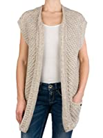 Replay Chaqueta Punto (Beige)