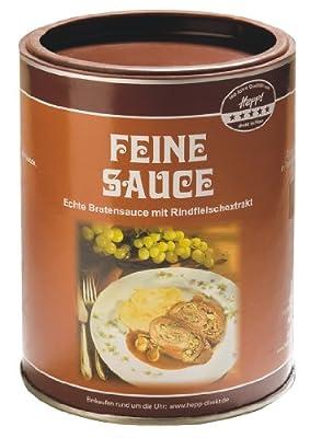Hepp GmbH & Co KG - Feine Sauce - Echte Bratensauce von Hepp GmbH & Co KG - Gewürze Shop