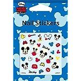 Disney Nail Art stickers Cartoon Decoration Mix 4-Pack (Mickey) (Color: Mickey)
