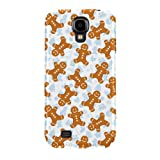 Case-Mate DIY Barely There Case for Samsung Galaxy S4 - Christmas Gingerbread