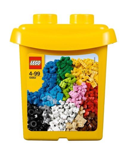 Lego Bricks & More 10662 - Bausteine-Eimer