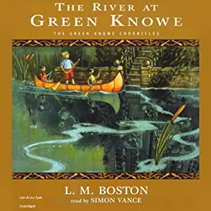 The River at Green Knowe Audiobook