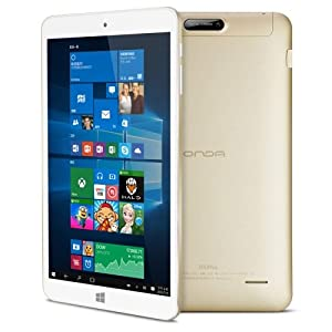 ONDA V80 Plus Dual OS タブレット PC 32GB Windows 10 Home + Android 5.1 Dual OS