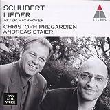 Schubert : Mayrhofer Lieder