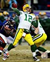 Aaron Rodgers 2010 NFC Championship Game Action  Green Bay