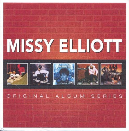 Missy Elliott - Original Album Series -  Missy Elliott - Zortam Music