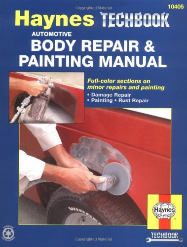 The Haynes Automotive Body Repair & Painting Manual front-626832
