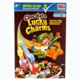 Chocolate Lucky Charms Cereal 340g