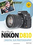 img - for David Busch's Nikon D810 Guide to Digital SLR Photography book / textbook / text book