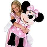 Large Minnie Mouse Plush Toy -- 32'