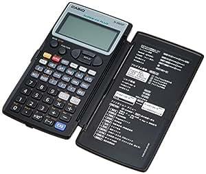 カシオ プログラム関数電卓 407関数 10桁 FX-5800P-N