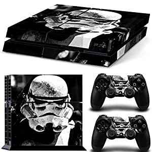 full body game skin vinyl sticker decal f r ps4. Black Bedroom Furniture Sets. Home Design Ideas