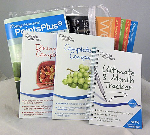 Weight Watchers 2010 New Points Plus Program