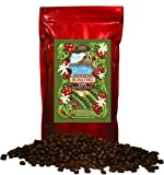 Hawaii Roasters 100% Kona Coffee, Dark Roast, Whole Bean, 16-Ounce Bag