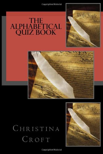 The Alphabetical Quiz Book