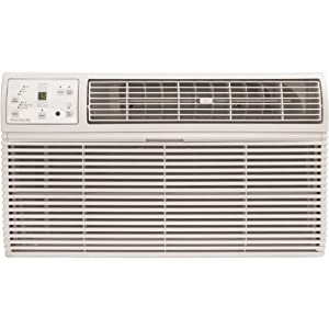 Frigidaire FRA124HT2 12,000/11,700 BTU Through-the-Wall Room Air Conditioner with Temperature Sensing Remote (230 volts)