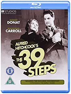 The 39 Steps: Special Edition [Blu-ray]
