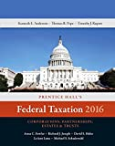 Prentice Hall's Federal Taxation 2016 Corporations, Partnerships, Estates & Trusts Plus MyAccountingLab with Pearson eText -- Access Card Package (29th Edition)