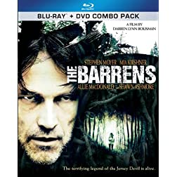 The Barrens [Two-Disc Blu-ray/DVD Combo]