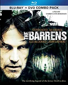 The Barrens BD+DVD Combo [Blu-ray]