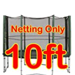 10ft Replacement Netting For Trampoli...