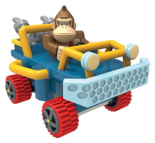 K'NEX Nintendo Mario Kart 7 Donkey Kong Bolt Buggy Kart
