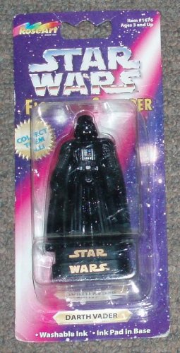Star Wars Figurine Stamper - Darth Vader - 1