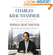 Charles Krauthammer (Author)   60 days in the top 100  (749)  Download:   $10.91  2 used & new from $10.91