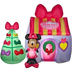 Amazonm  Disney Minnie Mouse Bowtique Inflatable 7. Homemade Christmas Decorations Paper Chains. Christmas Decorations Wholesale Mississauga. How To Decorate A Christmas Tree Shaytards. Colonial Christmas Decorations Pinterest. Best Christmas Ornaments New York City. Outdoor Christmas Light Up Decorations. Christmas Lights For Sale In Adelaide. Christmas Decorations In New Orleans Hotels