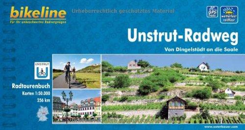 Saale Radweg Karte Pdf.Bikeline Radtourenbuch Unstrut Radweg Von Dingelstadt An