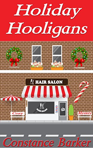 Holiday Hooligans by Constance Barker ebook deal