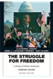 The Struggle for Freedom: A History of African Americans, Concise Edition, Combined Volume (Penguin Academic Series) (2nd Edition)