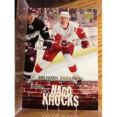 Buy 2005-06 Upper Deck School of Hard Knocks #HK7 Brendan Shanahan by Upper Deck