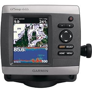 GARMIN Product-GARMIN 010-00766-01 GPSMAP 441S Marine GPS Receiver by AvexElectric