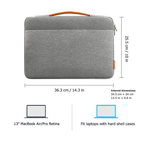 13 3 pouces inateck housse macbook air macbook pro for Housse macbook air 13 pouces