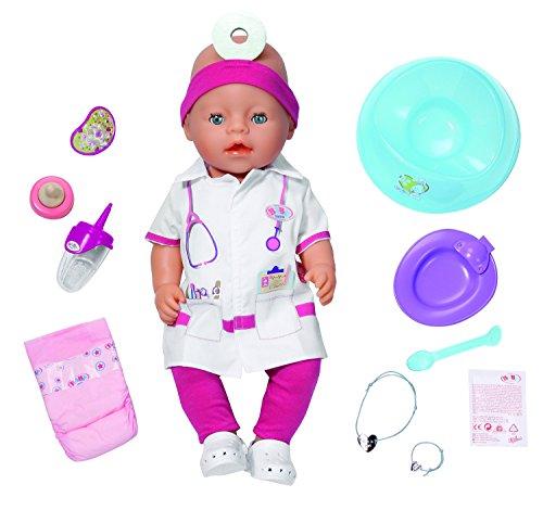 Baby Born - Interactive Doctor Doll - Zapf81917 - Zapf Creations front-449916