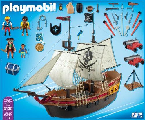 Playmobil Piratenschiff Spielzeug Einebinsenweisheit