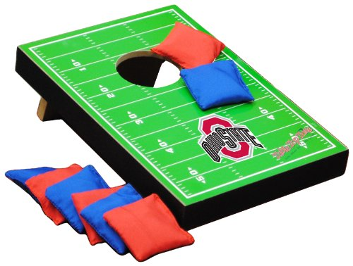 NCAA Ohio State Buckeyes Table Top Toss Game at Amazon.com