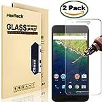 [2 Pack] Nexus 6P Screen Protector, M...