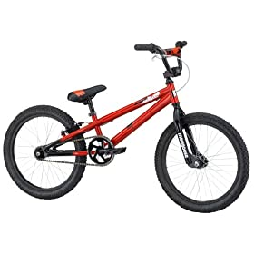 Mongoose Motivator Mini BMX Bike (20-Inch, Copper): Sports & Outdoors
