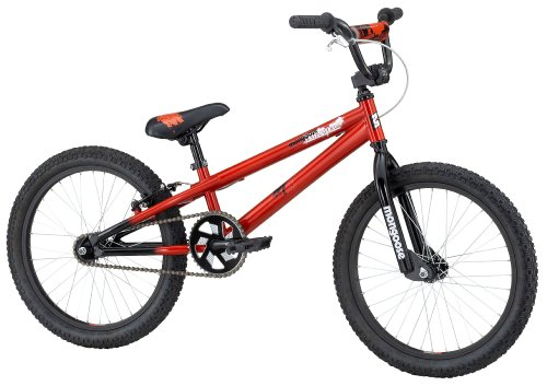 Mongoose Motivator Mini BMX Bike (20-Inch, Copper)