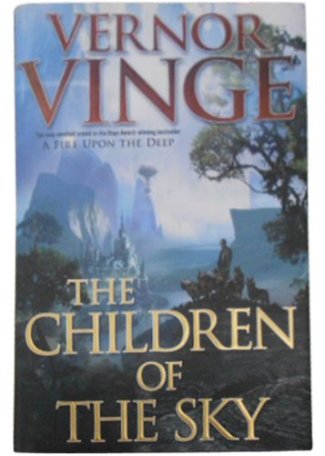 The Children of the Sky  (Zones of Thought, #3)