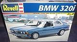 #2167 Revell Tuner Series BMW 320i 1/25 Scale Plastic Model Kit