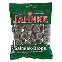 Jahnke Salmiak Drops 6.2 oz