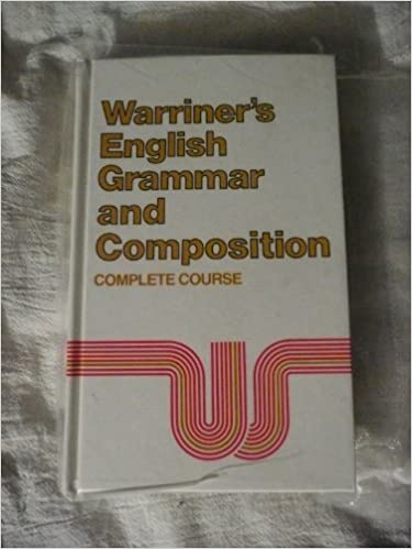 What is the best grammar/composition textbook for high school students?